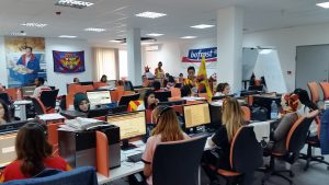 Call Center Tunisie animation